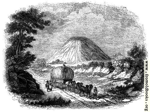 [Picture: 32.—Silbury Hill, in Wiltshire]