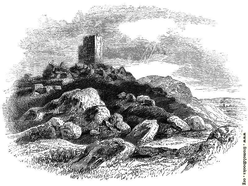 [Picture: 33.—Carnbré Castle]