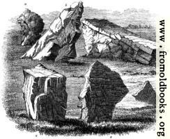 [Picture: 34.—Stones at Stanton Drew]