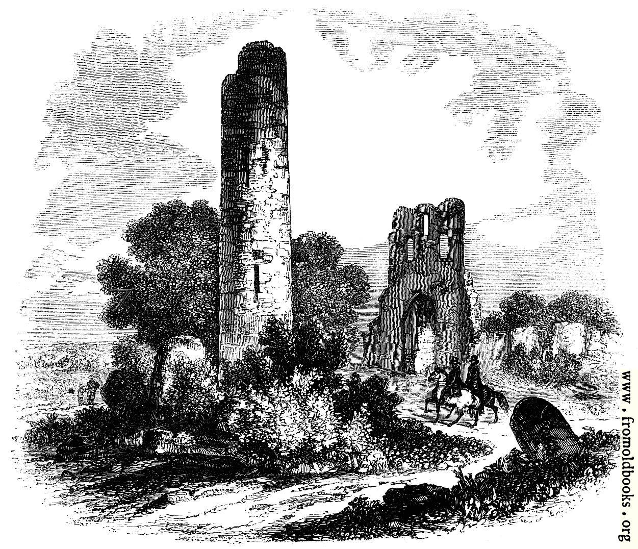 [Picture: 35.—Round Tower of Donoughmore.]