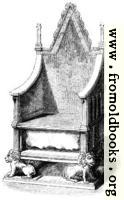 45.—Coronation Chair