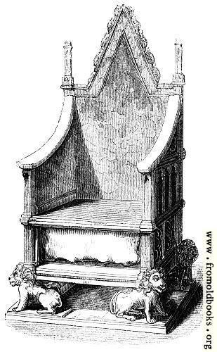 [Picture: 45.—Coronation Chair]