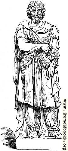 [Picture: 63.—Gaulish Costume.]