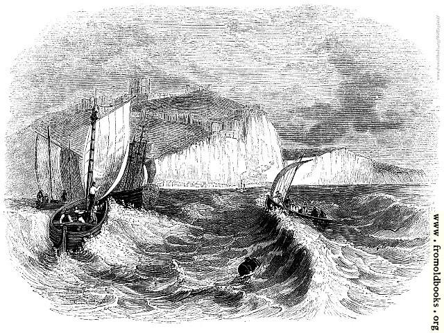 [Picture: 90.—Dover Cliffs.]