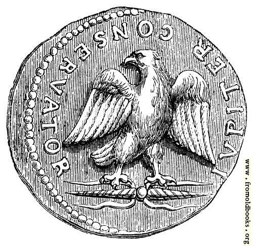 [Picture: 92.—Roman Eagle.]