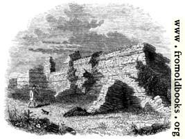 100.—North Wall of Richborough.
