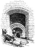 [Picture: 110.—Sally Port, Pevensey.]
