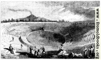 128.—Amphitheatre at Pompeii.
