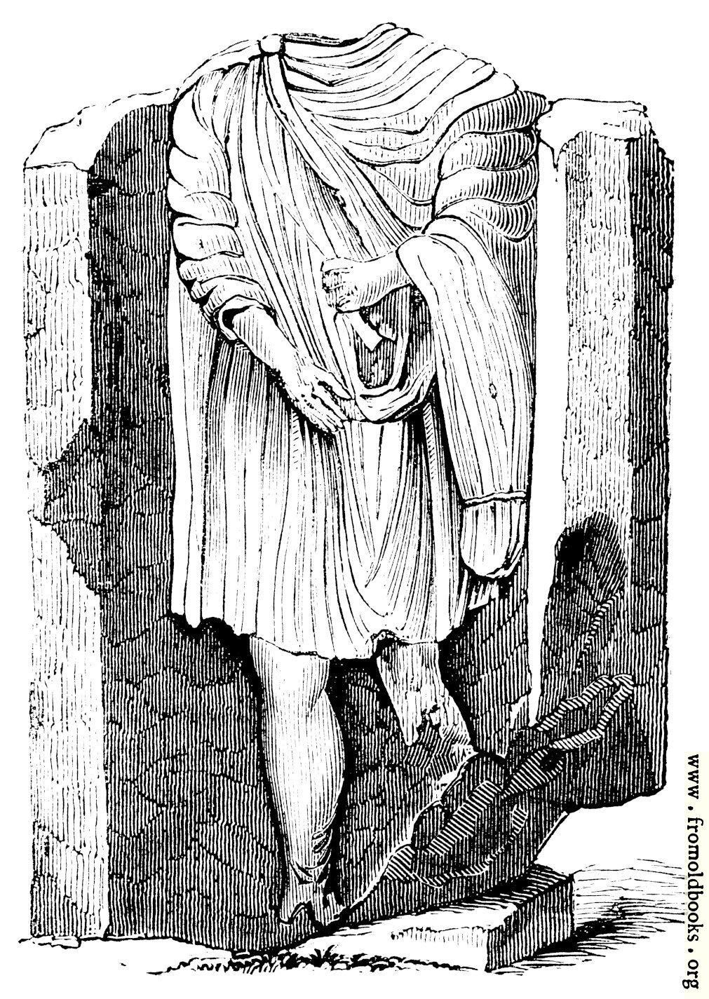 [Picture: 133.—Roman Citizen.]