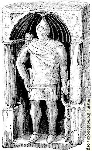 [Picture: 136.—Roman Soldier.]
