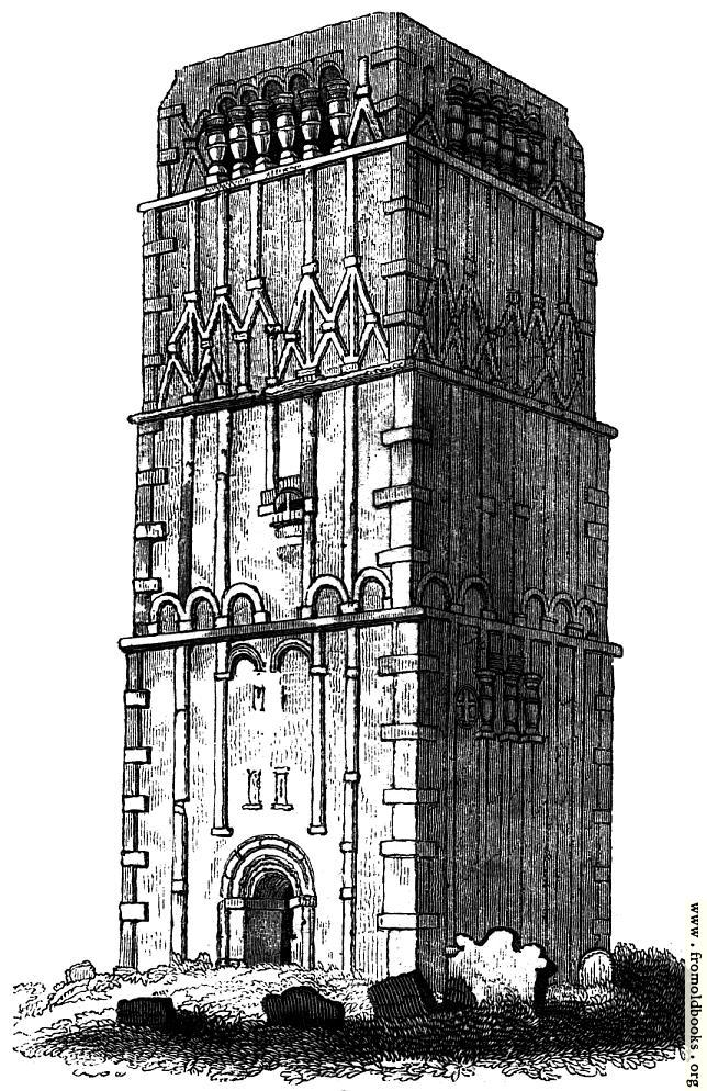 [Picture: 209.—Tower of Earl's Barton Church]