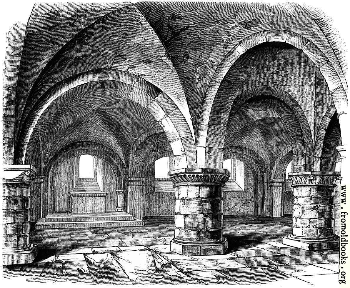 [Picture: 210.—Edward the Confessor's Chapel, Westminster Abbey,—now used as the Pix office.]