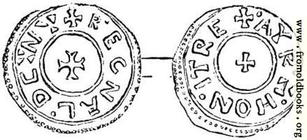 [Picture: 235.—Silver Penny of Regnald, King of Northumbria]