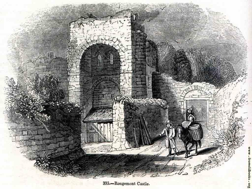 [Picture: Rougemont Castle]