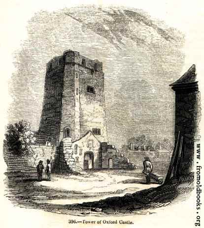 [Picture: Tower of Oxford Castle]