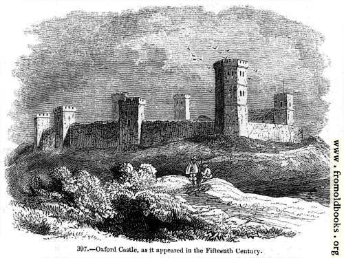 [Picture: Oxford Castle]