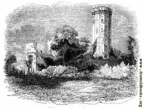 [Picture: 416.—Warwick Castle, Guy's Tower]