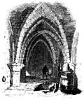 [Picture: 525.—The Crypt, St. Bartholomew's Church.]
