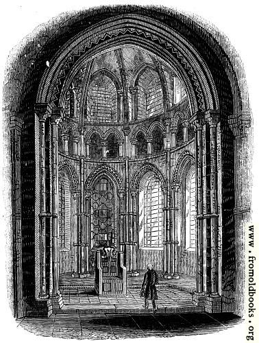 [Picture: 567.—Chapel in Canterbury Cathedral.]