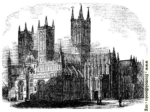 [Picture: 574.—Lincoln Cathedral.]