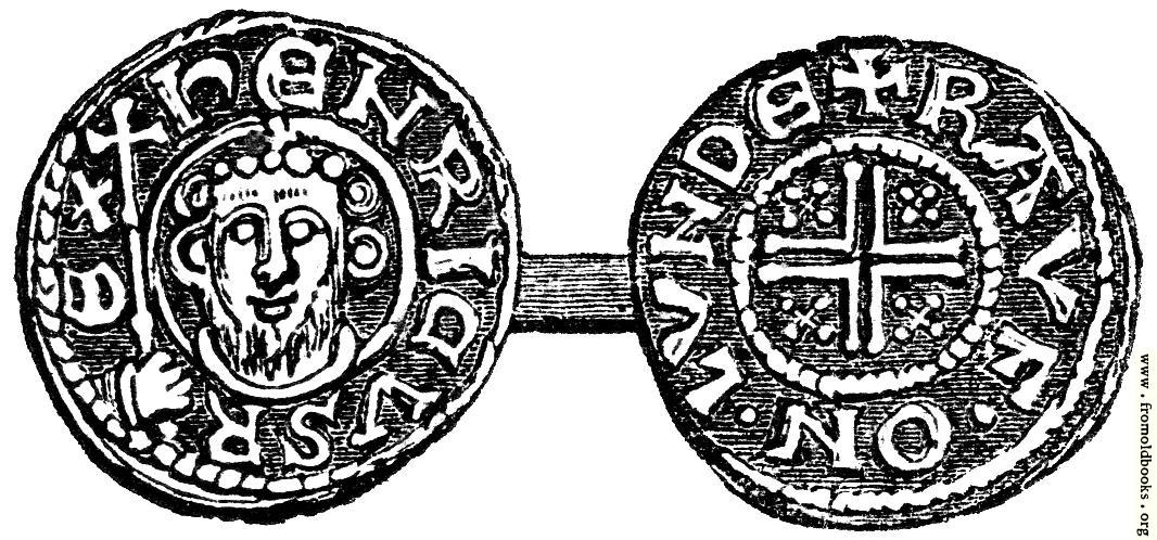 [Picture: 816.—Penny of Henry III]