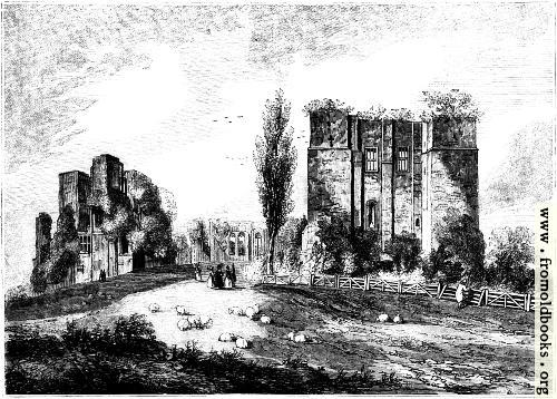 [Picture: 822.—View of Kenilworth Castle from the Gate-House.]