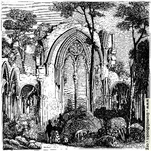 [Picture: 1027.—Ruins of Netley Abbey]