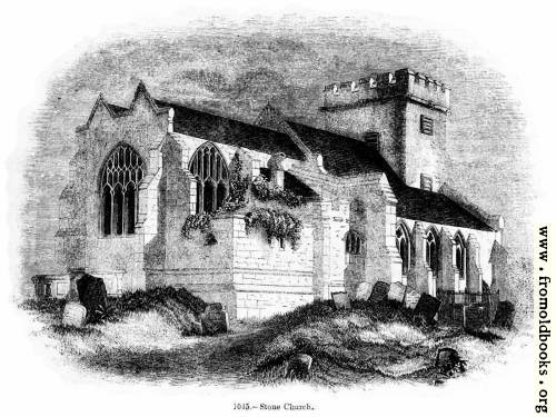 [Picture: Stone Church, Cheshire]