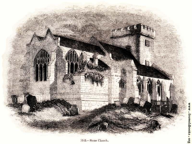 [Picture: Stone Church, Cheshire]