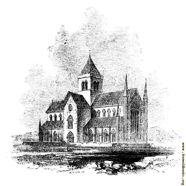[Picture: 1055.—St. Magnus, Kirkwall.]