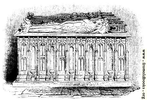 [Picture: 1156.—Tomb of Henry IV and his Queen]