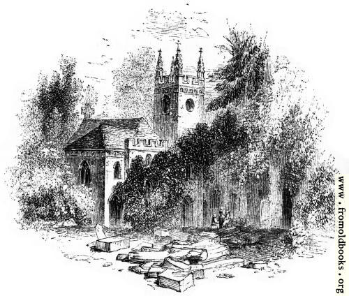 [Picture: 1304.—Chapel at Guy's Cliff]