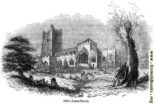 [Picture: 1311.—Luton Church]