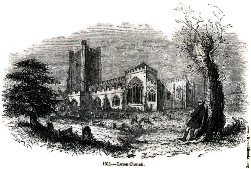 [Picture: 1311.—Luton Church]