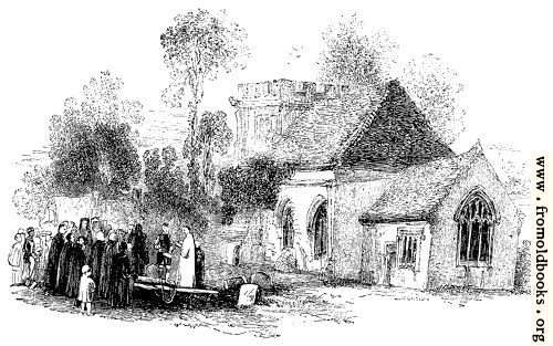 [Picture: 1315.—Weston Church.]