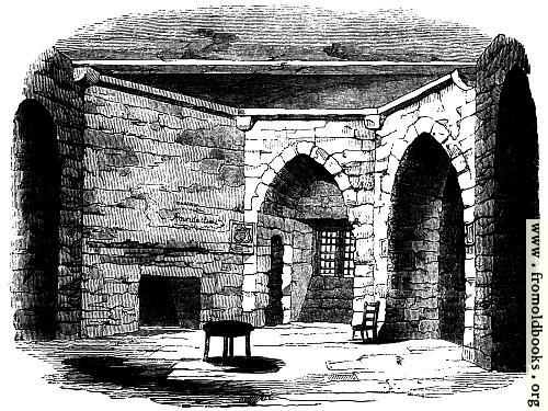 [Picture: 1532.—Interior of the Beauchamp Tower]