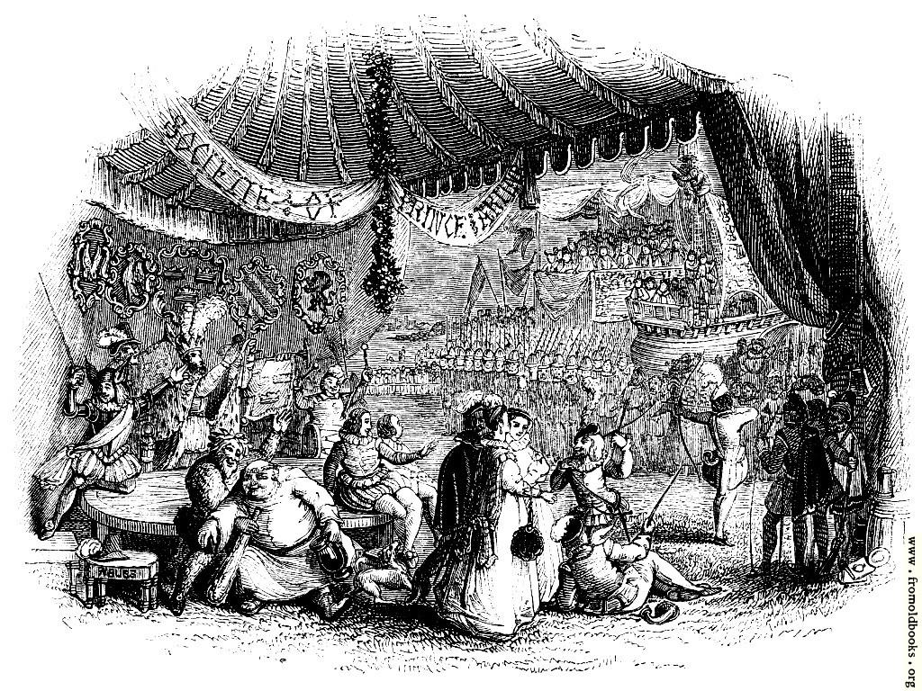 [Picture: 1805.—Arthur's Show.]