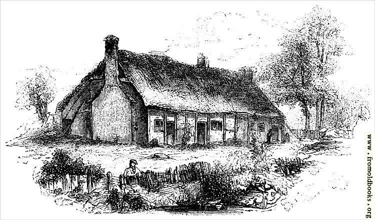 [Picture: 2085.—[Samuel] Butler's House, Pershore]