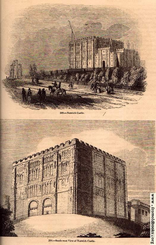 [Picture: Norwich Castle]
