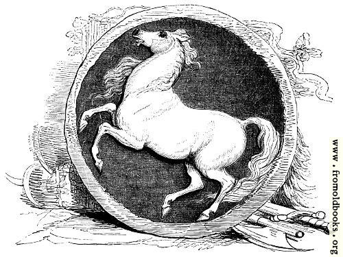[Picture: The Standard of the White Horse]
