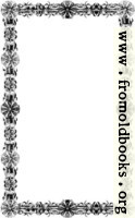 [Picture: Ornate border for US legal-sized paper]