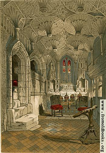 [Picture: Chantry Chapel, Warwick]