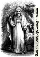 [picture: 29.---Arch-Druid in his full Judicial Costume.]