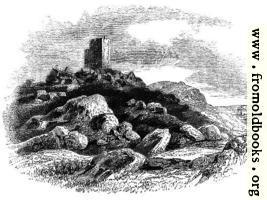 [picture: 33.---Carnbré Castle]