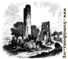 [picture: 35.---Round Tower of Donoughmore.]