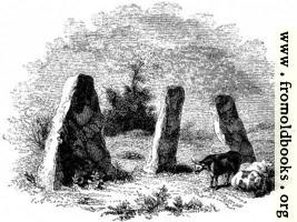 [picture: 43.---Harold's Stones, Trelech, Monmouthshire]