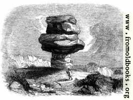 [picture: 47.---The Cheesewring, as seen from the North-west.]