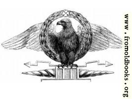 [picture: 85.---Roman Eagle.]