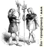 [picture: 96.---Roman Standard Bearers.]