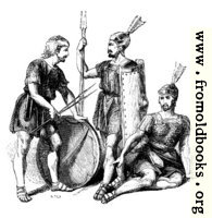 [picture: 97.---Roman Soldiers.]